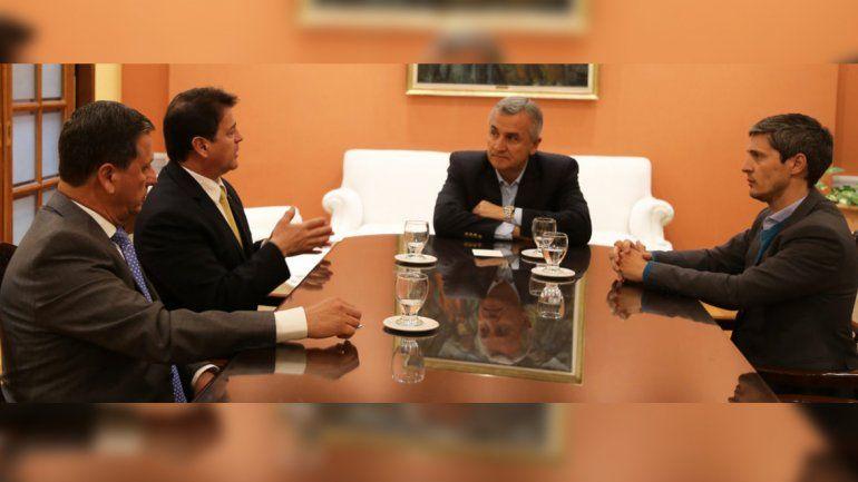 Jujuy se prepara para el Encuentro de Gobernadores