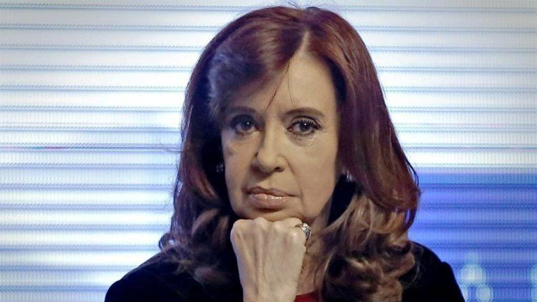 Cristina Kirchner apuntó contra Macri por la situación del país
