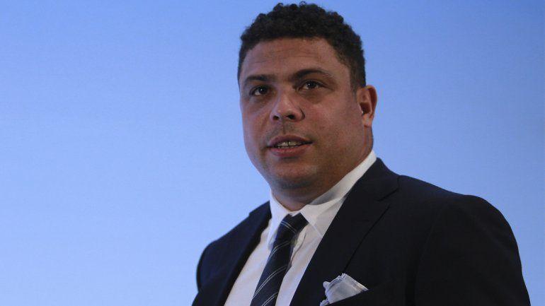 Internaron de urgencia a Ronaldo en Ibiza