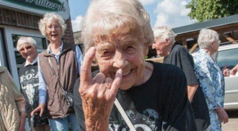 Abuelos metaleros: se escaparon de un hogar de ancianos para ir al Wacken Open Air