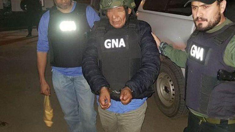 Detuvieron al Toño, el mayor proveedor de cocaína del norte argentino