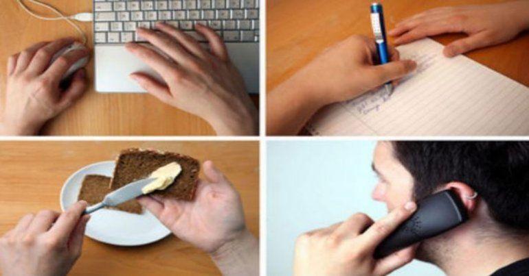 Día Internacional del Zurdo: 4 productos cotidianos que hacen su vida mas fácil