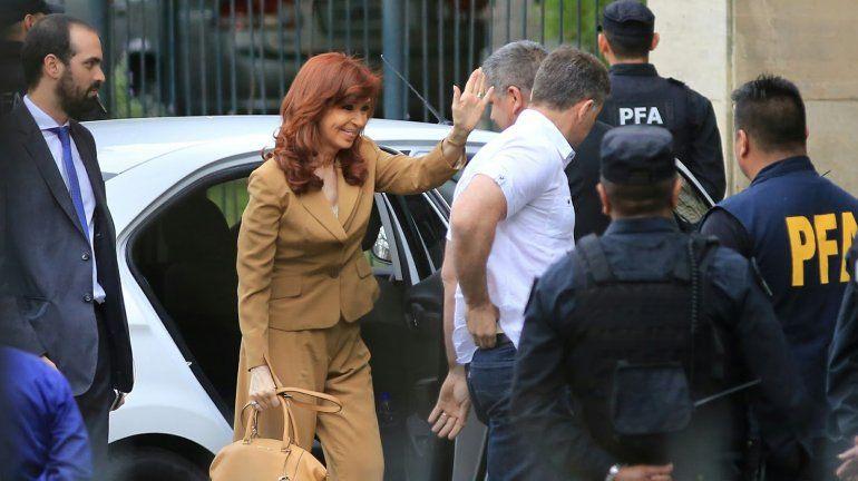 Cristina Kirchner, Lázaro Báez y Cristóbal López a juicio oral por la causa Los Sauces