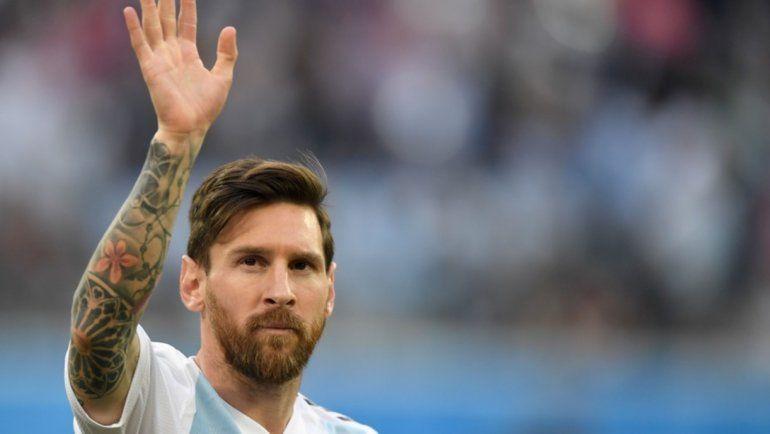 ¡Sorpresa! Messi, ausente en la terna al mejor jugador del año