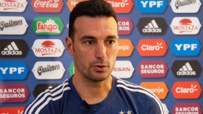 Scaloni prepara la nueva lista de convocados de la Selección para enfrentar a México