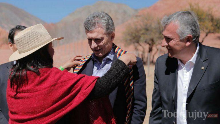 Mauricio Macri: Jujuy tiene talento y recursos naturales increíbles