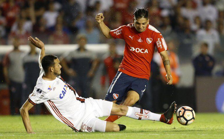Independiente y Santos abren la serie de octavos de final de la Libertadores