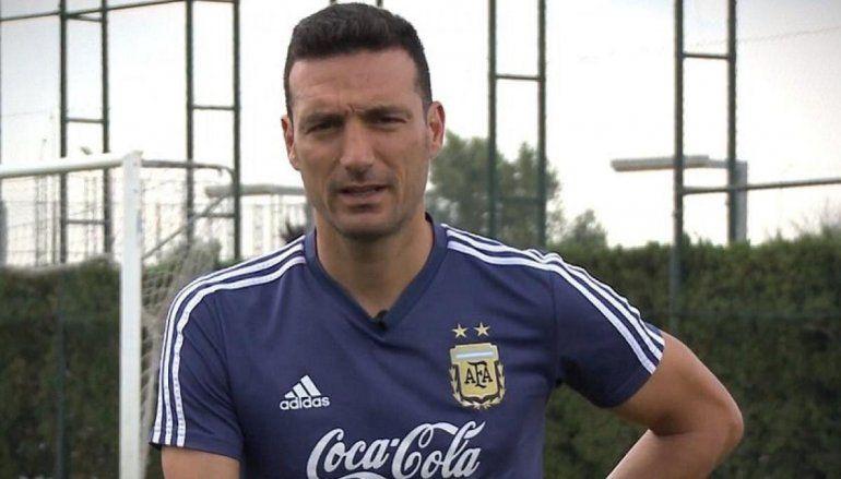 ¿Estos son los once de Argentina contra Brasil?