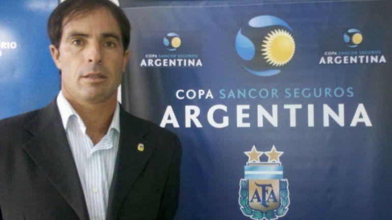 Julio Barraza será el encargado de dirigir el encuentro entre Gimnasia de Jujuy y Arsenal