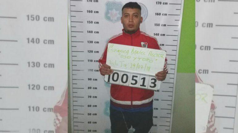 Recapturaron a los presos que se fugaron de la Infantería de San Pedro