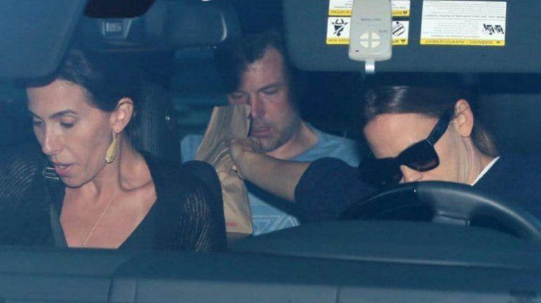 Ben Affleck volvió a rehabilitación por tercera vez