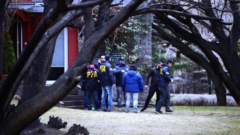 Allanamiento a la casa de Cristina Fernández de Kirchner en El Calafate