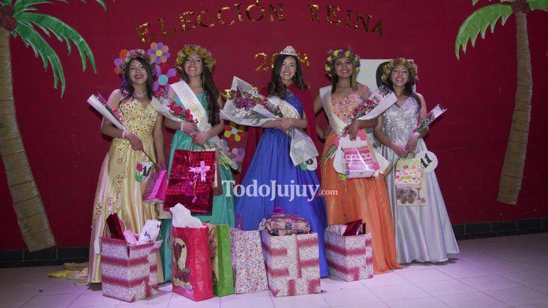 Mikaela Posse es la nueva reina de la ETP N°1