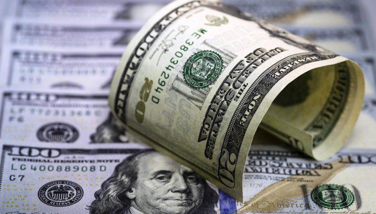 Debut de la banda de flotación: el dólar bajó fuerte a $40,50