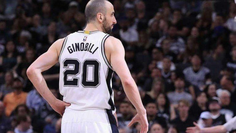 Con el retiro de Ginóbili, la NBA se queda sin argentinos