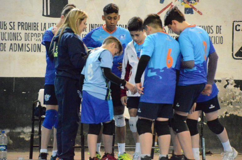 Los chicos de Jujuy Vóley lograron el 3er puesto en el Regional Sub 13