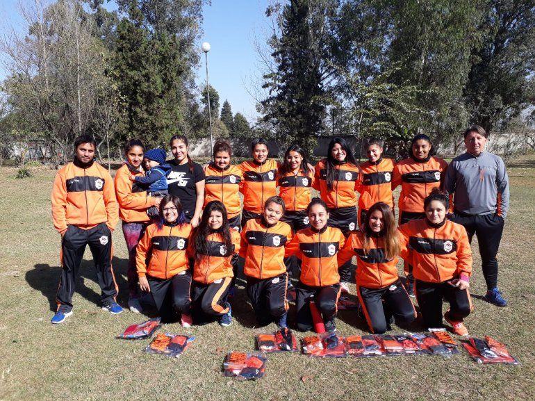Rugby Femenino: San José de San Pedro campeón de la copa de bronce en el Regional