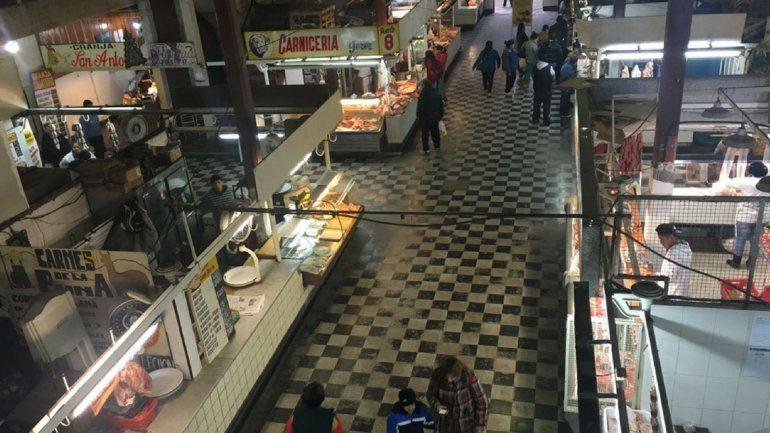 Refacciones: invertirán 3.5 millones de pesos para modernizar el Mercado Central