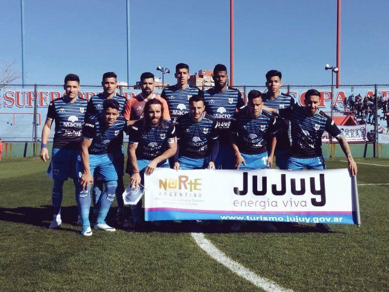Gimnasia de Jujuy debuta ante su público en el Torneo Nacional B