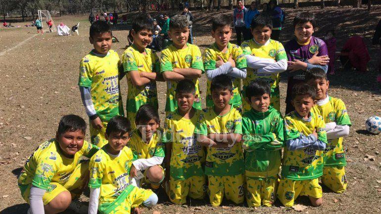 Concluyó con éxito el Torneo de Fútbol Infantil Integración