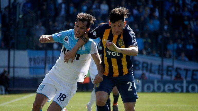 Racing borró a Rosario Central y es único líder del fútbol argentino