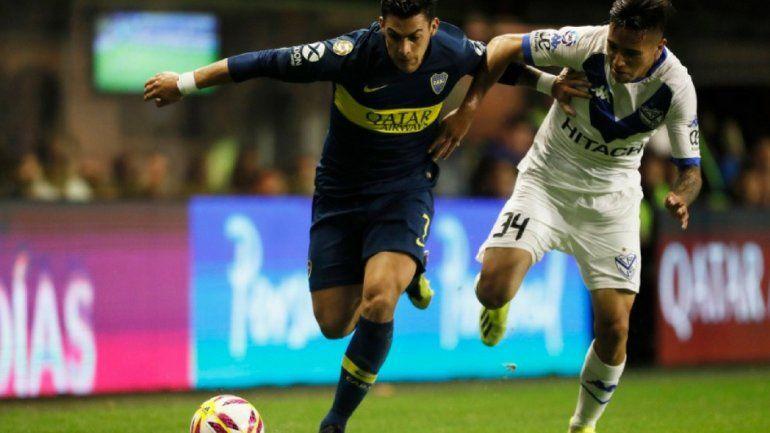 Por la Superliga: el xeneixe goleó 3 a 0 a Velez Sarsfield