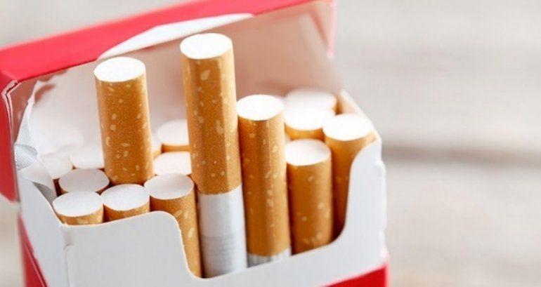 Volvió a subir el precio de los cigarrillos y el paquete llegó a $100