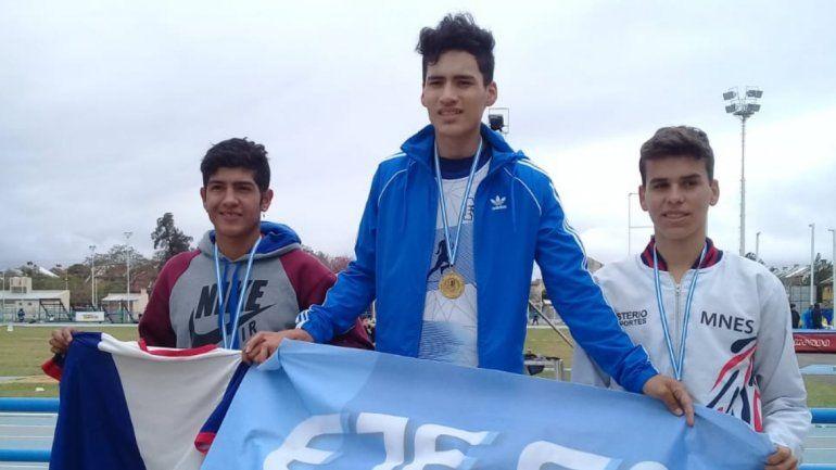 Jujeños se destacaron en el Campeonato Argentino de atletismo
