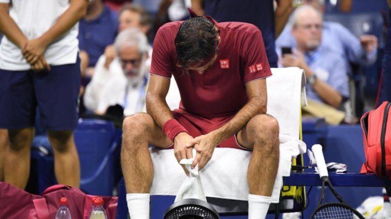 Batacazo en el US Open: Federer quedó eliminado a manos de Millman