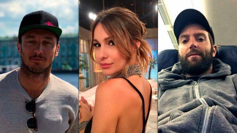 Pico Mónaco indignado: Dejó de seguir a Polito Pieres tras los rumores de romance con Pampita