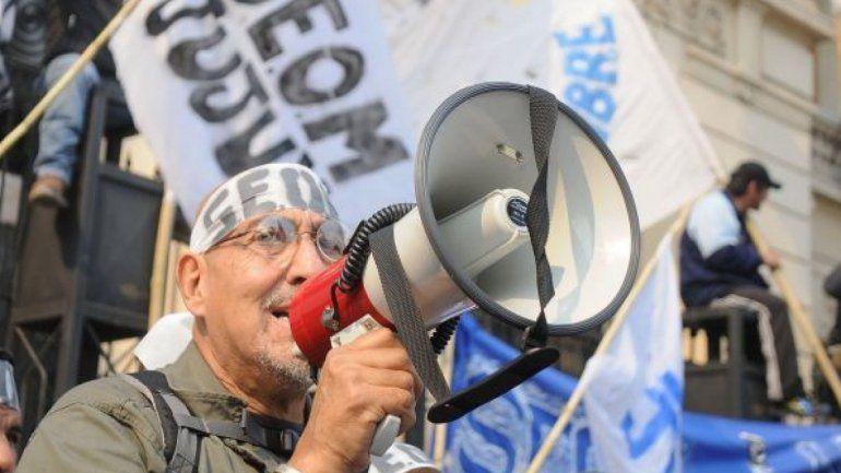 Marcha el SEOM, es la segunda movilización en Jujuy en la semana