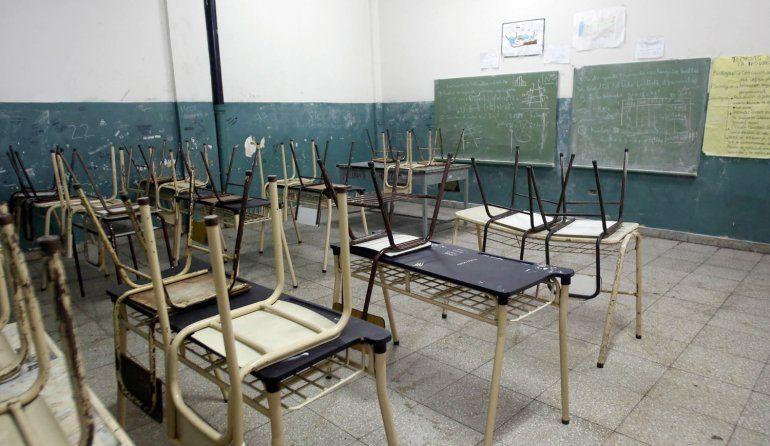 Jornada de paro nacional docente con adhesión de los gremios jujeños