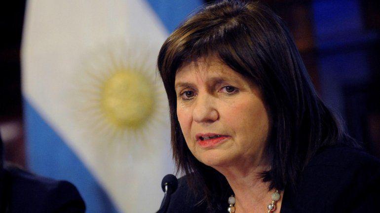 Patricia Bullrich: El kirchnerismo promueve los intentos de saqueo para desestabilizar