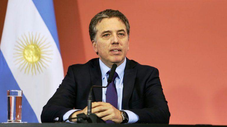 Dujovne aseguró que la Argentina logró superávit en el primer semestre