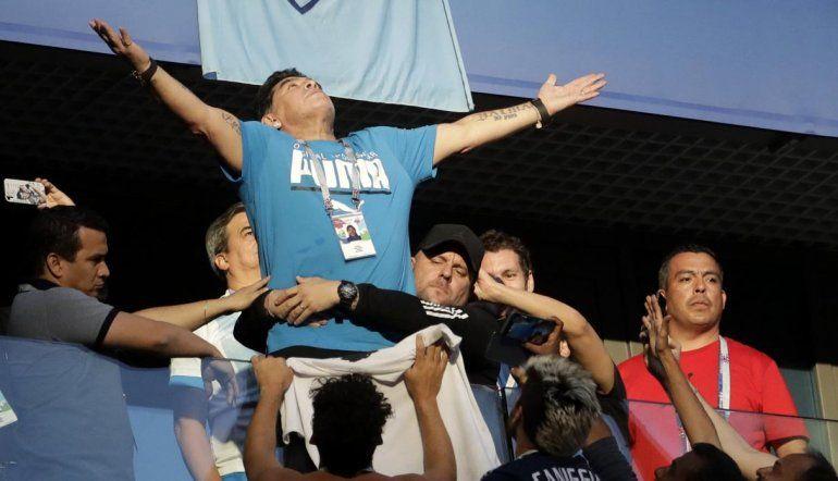 ¿Vuelve a dirigir Diego Maradona?