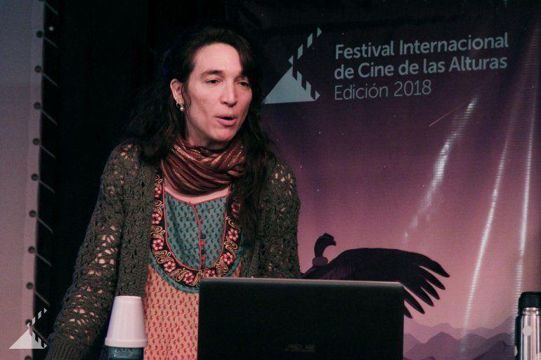 El Festival de Cine de las Alturas desde la Paleta del Pintor