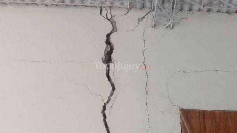 Cierran una escuela de Lobatón por problemas edilicios y tendrán clases en otra localidad