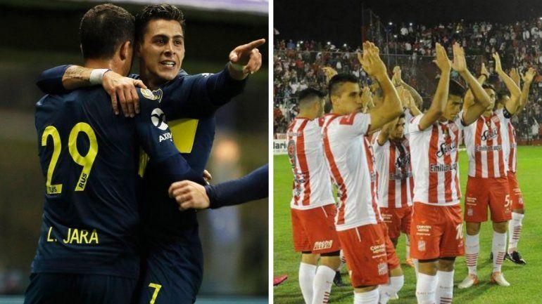 Boca enfrenta a San Martín de Tucumán por la Copa Argentina: hora, TV y formaciones