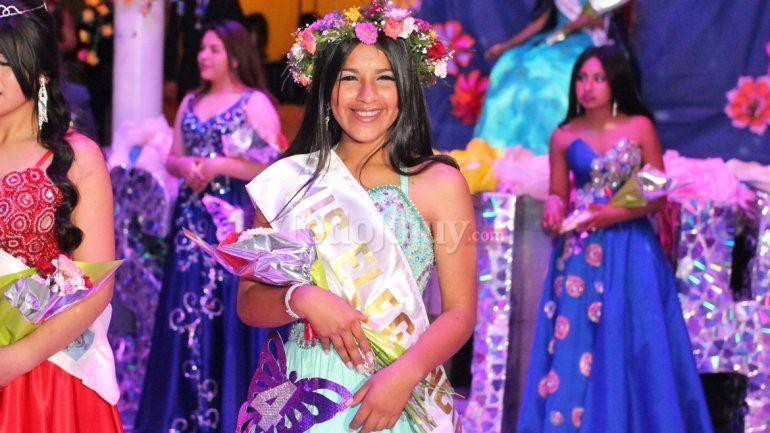 Gabriela Alarcón es la nueva reina del Secu 48 de Alto Comedero