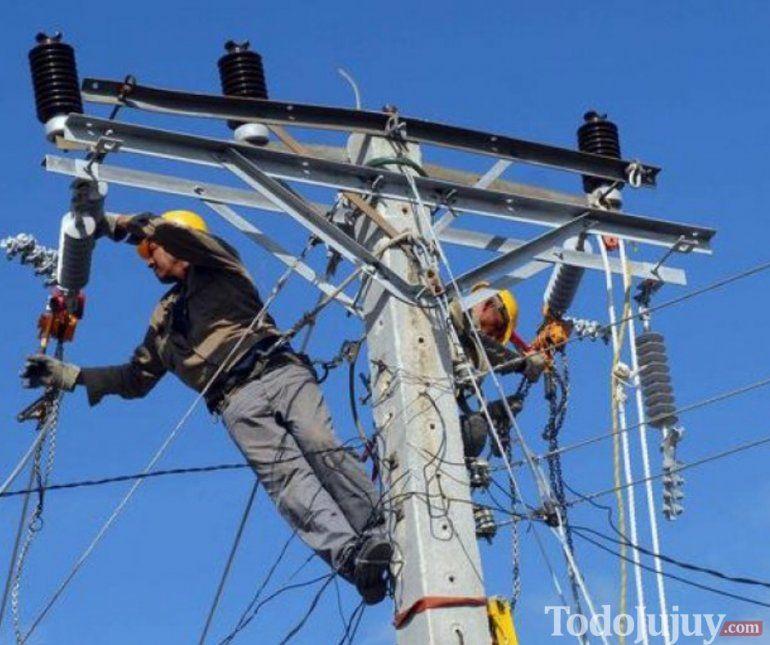 Gran parte de la ciudad se quedó sin luz  y sin servicio de cable e internet