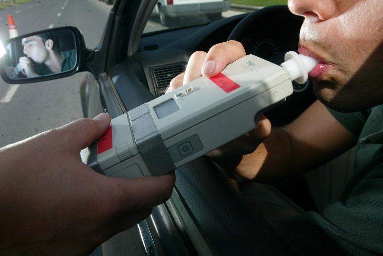Día a día se incrementan las alcoholemias positivas en conductores jujeños