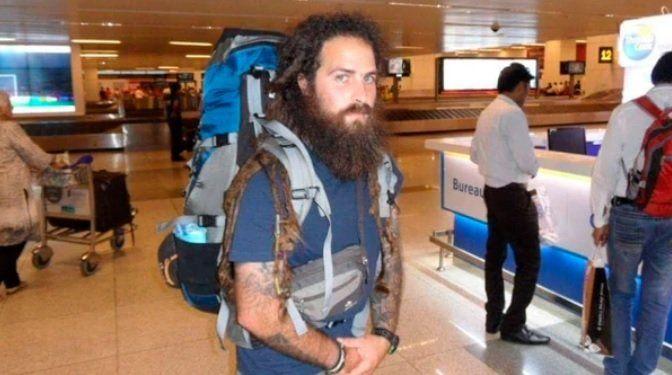 Jujuy y Salta fueron los últimos destinos conocidos del mochilero