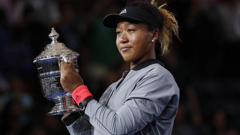 Naomi Osaka se consagró en el US Open