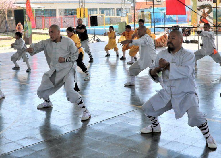 Artes marciales chinas, un deporte de disciplina y concentración