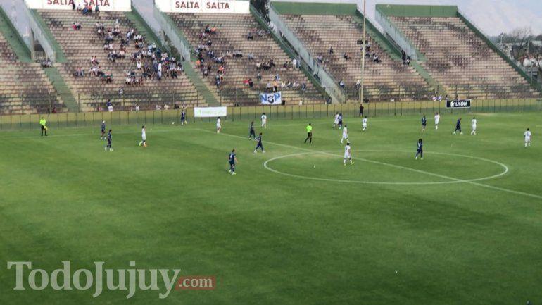 Zapla perdió en Salta ante Juventud sobre el final del partido