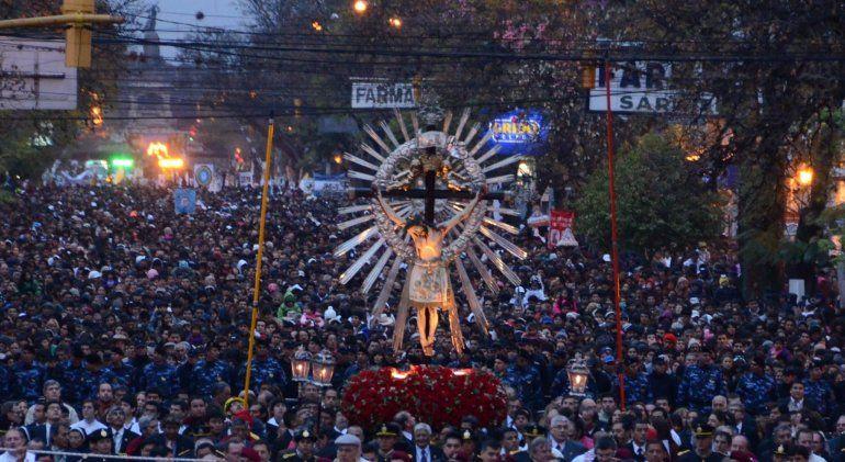 Se espera una multitud para honrar al Señor y la Virgen del Milagro en Salta