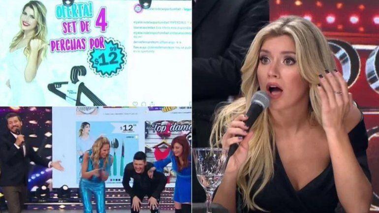 Las bailarinas de Showmatch contra Laurita: mirá las fotos parodiando a la jurado