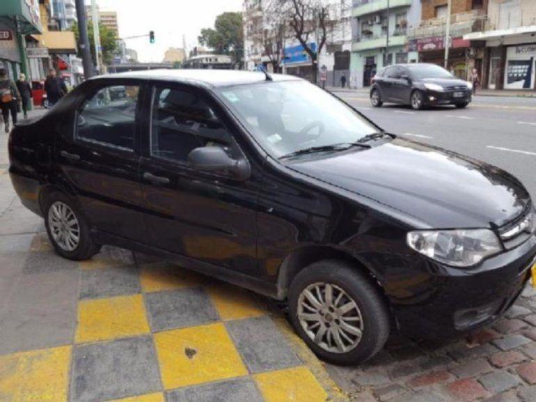 Imagen ilustrativa. E vehículo que se busca presenta características similares.