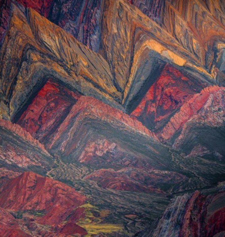 Un fotógrafo de Nat Geo publicó una imagen del Hornocal yel mundo se enamoró del paisaje jujeño