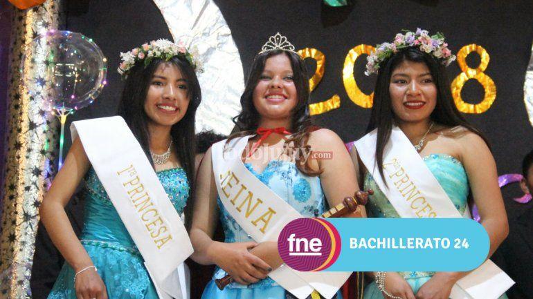 Jael Aguado es la nueva reina del Bachi 24 de Lozano y dice presente en la FNE